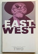 East Of West Vol. 2 Image Graphic Novel Comic Book