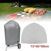 Grill Cover Anti Dust Waterproof For Weber Heavy Duty Protective Barbecue Covers