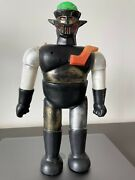 Mazinger Z Jumbo. 14.5 Inches. Vintage Toy Probably From 1980and039s. Very Rare Htf