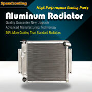 3r All Aluminum Radiator For International Scout Ii Truck Pickup 70-81 7180 At