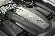 Mercedes-benz Oem Carbon Fiber Engine Cover C190 Amg Gt Coupe Or Convertible New