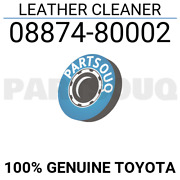 0887480002 Genuine Toyota Leather Cleaner 08874-80002