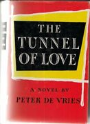 Tunnel Of Love By De Peter Vries - Hardcover Excellent Condition