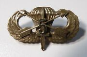 5th Wwii Vietnam Special Forces Airborne Paratrooper Experimental Wings