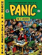 Ec Archives Panic Volume 2 By Al Feldstein And William Gaines - Hardcover New