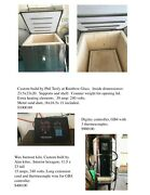 Kiln For Glass Casting With Controller Plus Wax Burnout Kiln