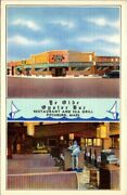 Postcard Ye Olde Oyster Bar Restaurant And Sea Grill Fitchburg Mass