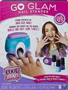 Cool Maker Go Glam Nail Stamper Nail Studio With 5 Patterns To Decorate 125