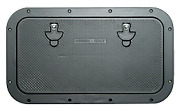 Marine Boat Hatch Outer 350x600mm 286x537mm Grey
