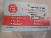 Anti Siphon For Refers Box Trucks With 1-7/8andquot Id Fill Neck Fta-187-75
