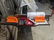 Shopsmith Mark V-7 500-510-520 Refurbished 4in Jointer Upgraded With Extras