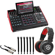 Akai Professional Mpc X | Standalone Mpc With Multi-touch Display + Accessories
