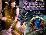 Xena Warrior Princess 1999 16-month Calendar By Universal Television Inc. New