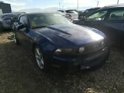 Driver Left Front Door Electric Coupe Fits 10-12 Mustang 1491153