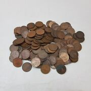 Australia Coin Collection 1911-1964 Halfpenny Mixed / Unsorted 1kg+ 54240-11