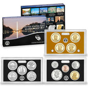 2013 Silver Proof Sets 14 Coins