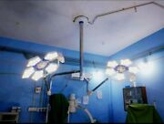 Examination Ot Light Operation Theater Led Surgical Operating Lamp 55 + 55 Dual