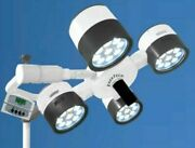 Led Light Operation Theater Surgery Light Ceiling And Mobile Eco Plus 140