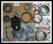 Gm 6l8006-up Transmission Rebuilt Kit Stage-1 Red Clutches Pump Bushing And Fi