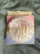 Nos 1953 Plymouth And Dodge Glass Backup Lamp Lens 1383716