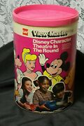 Vintage View Master Theater In The Round Bundle Disney Reels And More