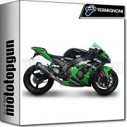 Termignoni Full System Exhaust Relevance Carbon Racing Kawasaki Zx-10r 2015 15
