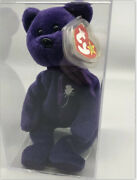 Princess Diana Ty Beanie Baby 1997 1st Ed Retired Kr Mint With Mint Tags