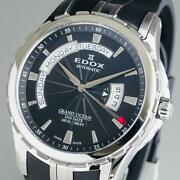 List Price About 500 000 Edox Menand039s Watches Grand Ocean