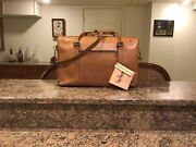 Hartmann Luggage Belting Leather Vintage Duffel Gym Bag Carry On Made In Usa Nos