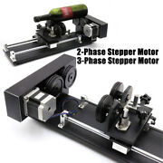 2/3-phase Rotary Cnc Attachment Roller Axis Laser Engraver Machine Low Noise