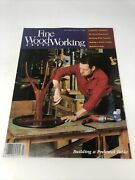 Fine Woodworking Magazine July August 1989 Stand Up Desk Fretwork Lathes