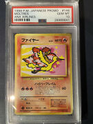 Moltres Ana Airlines - Psa 10 - 1999 P.m. Japanese Promo