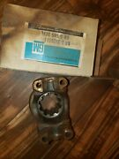 1964 -72 Nos Gm Chevy Truck Rear Differential Pinon Yoke