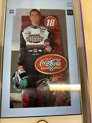 Bobby Labonte 2003 Nascar Stand Up Coke Coca Cola Life Size New Lot Of 5