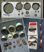Catalina Yachts Engine Control Panel Parts Lot - Project... Now With Even More