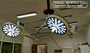 Examination Led Light Or Lamp Solitaire-48+48 Dual Arm Ceiling Ot Light Or Lamp