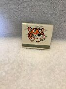 Exxon Esso Humble Enco Feature Matchbook Full 30 Strike Put A Tiger In Your Tank