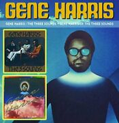 Gene Harris - Gene Harris/ Three Sounds/gene Harris Of Three Sounds - Cd Vg