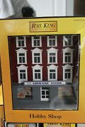 Mth Rail King 4 Story Grocery Store Building Collectors Train Nib