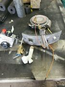 Gas Hot Water Heater Parts Lot