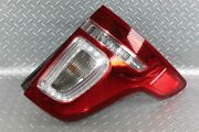 13-15 Explorer Rh Right Taillight W/police Tail Lamp Lens Assembly Factory Oem