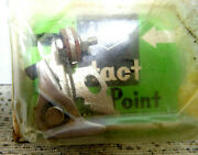 Honda 72-74 Cb350f And Cb400f 1975-1977 And Others Ign. Contact Point Left D-75l