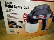 Krause And Becker 5 Gph Electric Spray Gun. Brand New, Never Removed From Carton.