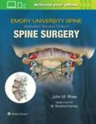 Emoryand039s Illustrated Tips And Tricks In Spine Surgery
