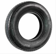 Radial Trailer Tire St205/75r15 St 205/75 R 15 In. Load Range C High Speed