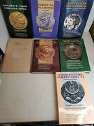 Ancient Coin Collecting By Wayne G. Sayles Book Lot