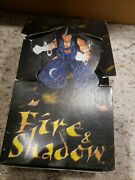Legend Of The Five Rings Fire And Shadow Booster Display Expansion Pack Set L5r