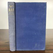 Aaf Official Guide To The Army Air Forces 1944 Vintage Hardcover