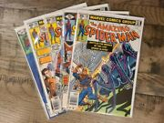 Amazing Spiderman Lot Issues 191-193 195 And 200