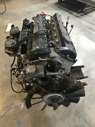 Jaguar 4.2 Liter Engine Very Complete From 60and039s Or 70and039s
